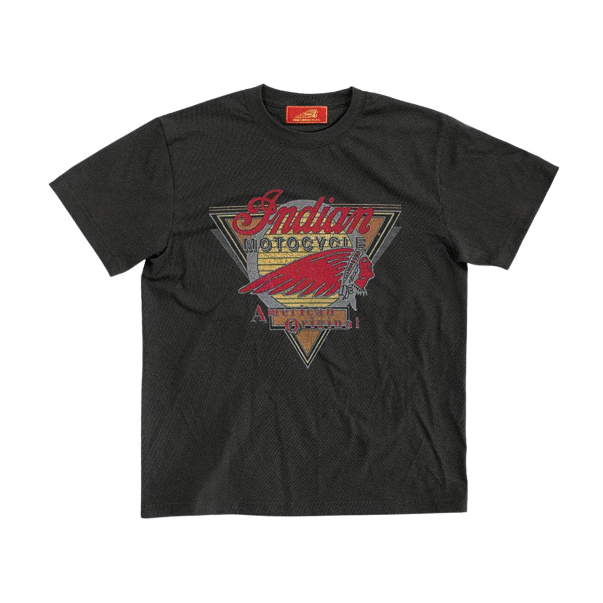 Indian インディアン The Indian is Back Tee American Original