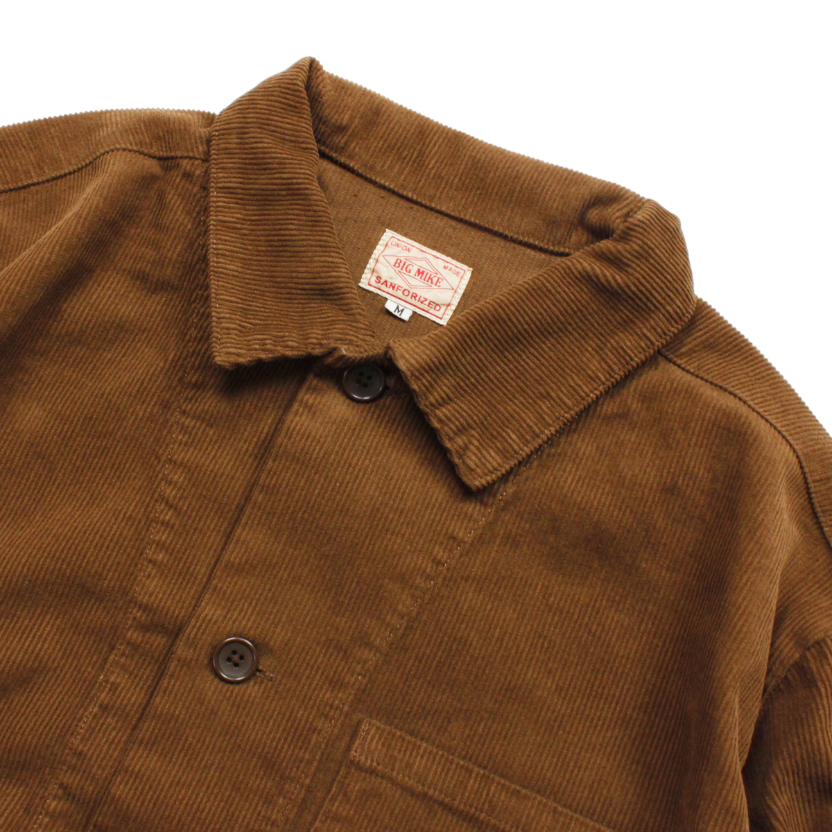 BIG MIKE ビッグマイク CORDUROY COVERALL