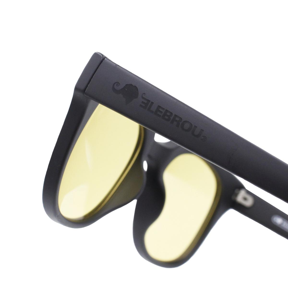 ELEBROU eyewear エレブロ WAIKIKI Yellow 2