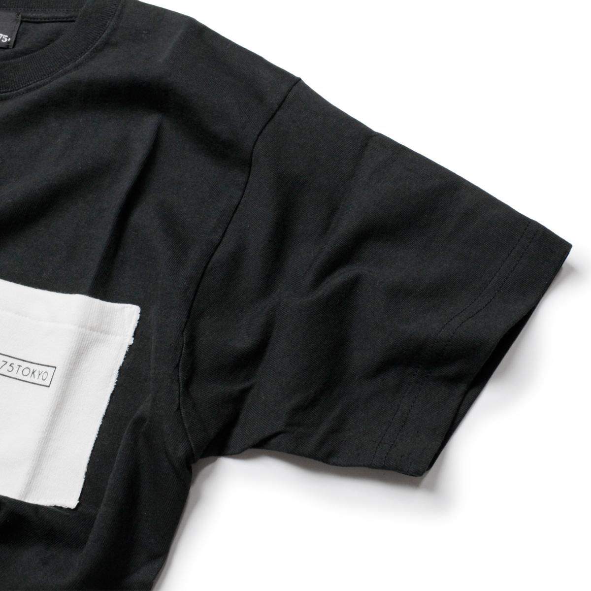 1975 TOKYO 1975トーキョー ポケットTシャツ