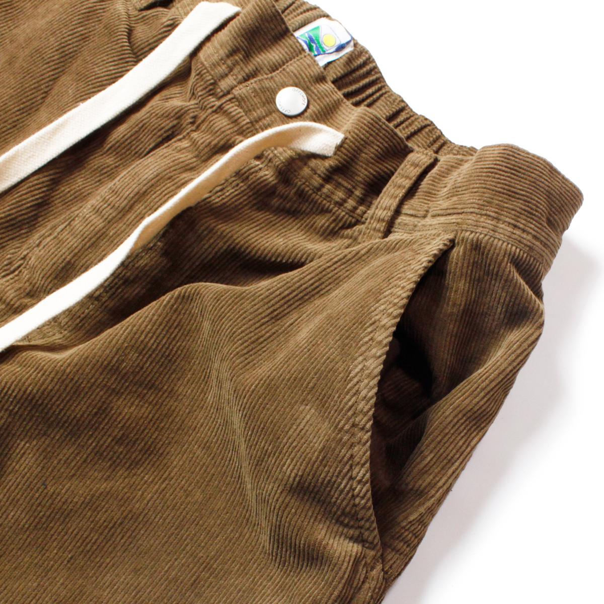 OFFSHORE オフショア CORDUROY EASY PANTS
