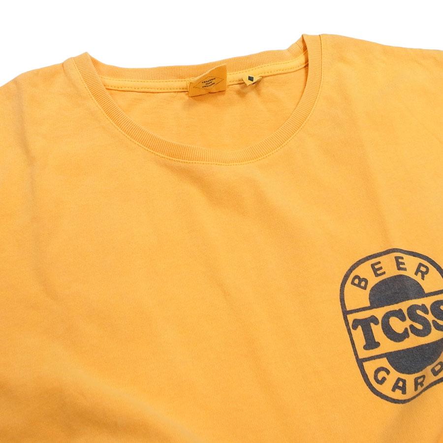 TCSS ティーシーエスエス JIMS BEER GARDEN S/S TEE
