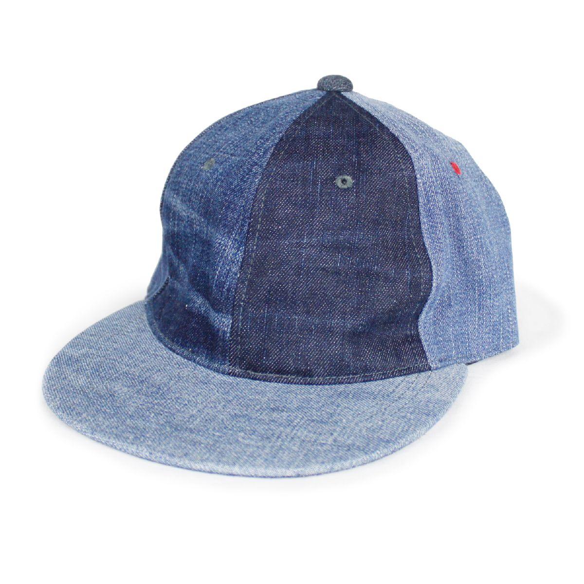 feel so easy good things for relaxing / Reused Product リユースプロダクト REUSED DENIM CAP