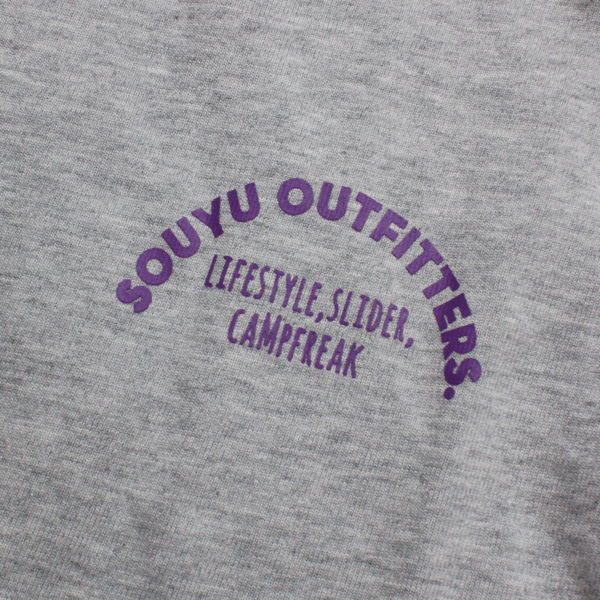 SOUYU OUTFITTERS ソーユーアウトフィッターズ YOUR LIFESTYLE TEE