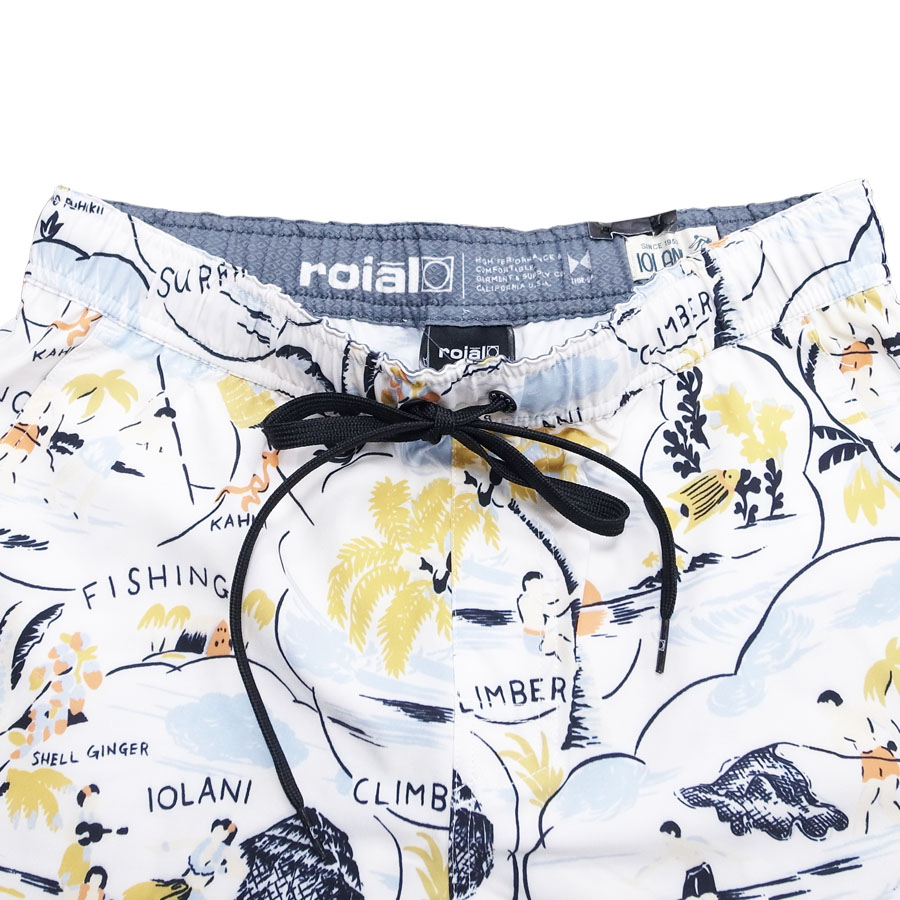 ROIAL ロイアル MENS ARES BOARD SHORT PANT