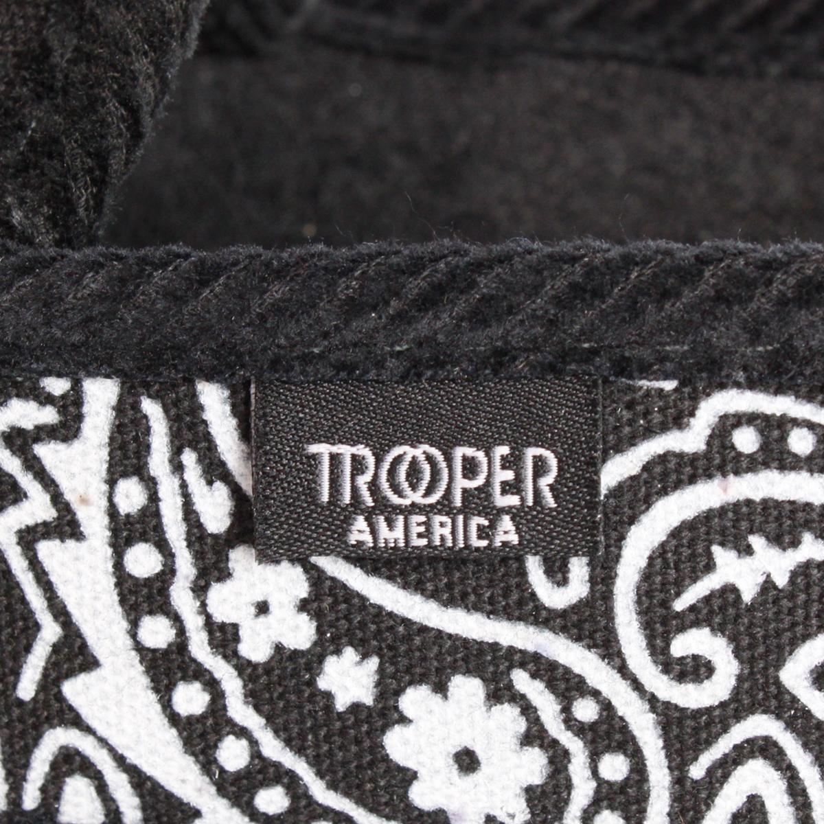 TROOPER AMERICA トゥルーパーアメリカ BANDANA SLIPPER