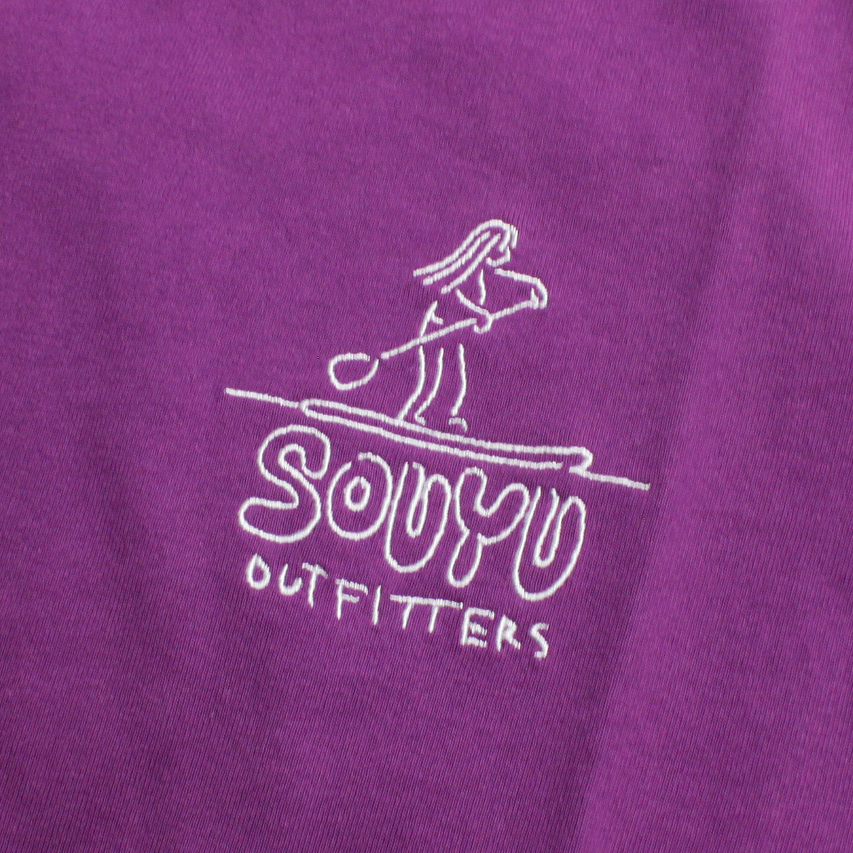 SOUYU OUTFITTERS ソーユーアウトフィッターズ SOUYUMAN TEE
