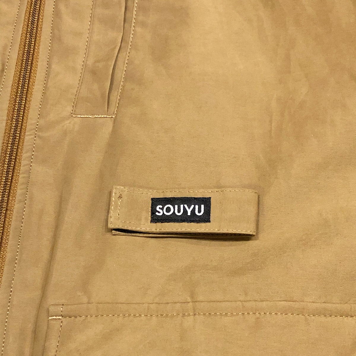 SOUYU OUTFITTERS ソーユーアウトフィッターズ FIELD JACKET