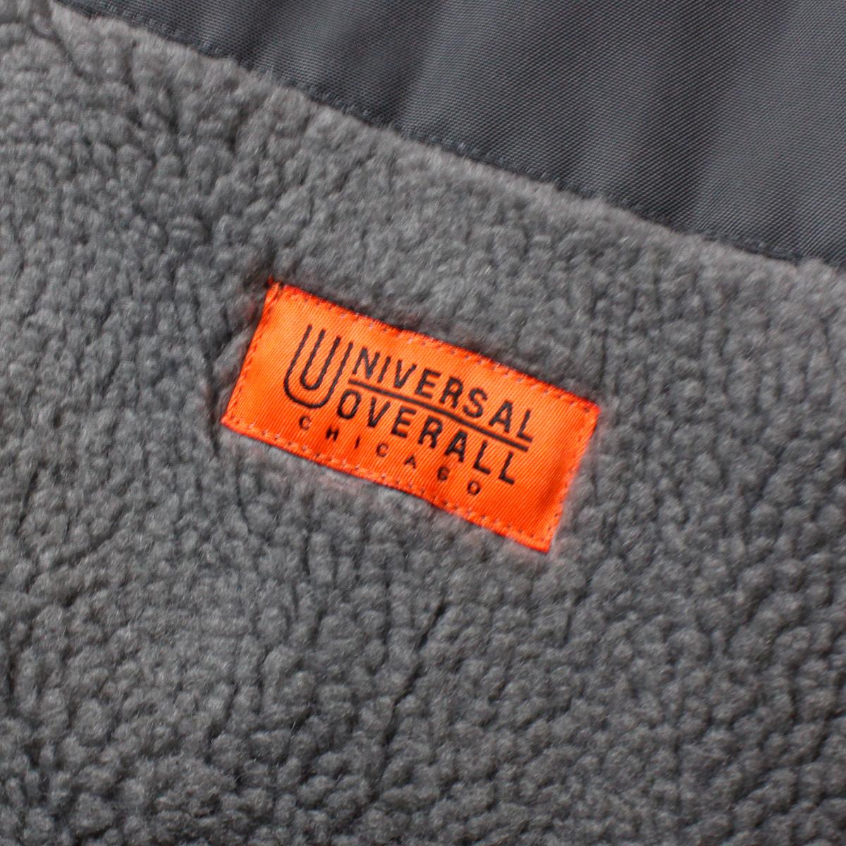 UNIVERSAL OVERALL ユニバーサルオーバーオール BOA FLEECE JACKET