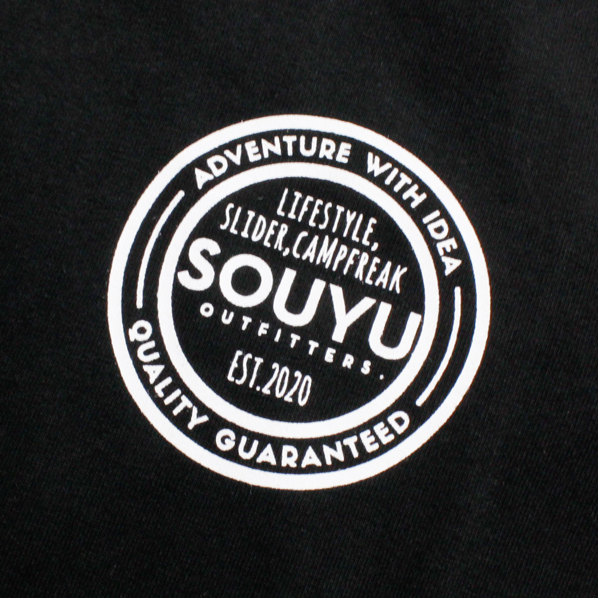 SOUYU OUTFITTERS ソーユーアウトフィッターズ STD LOGO TEE