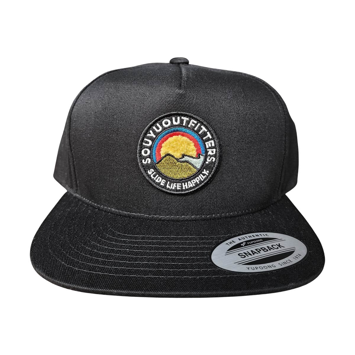 SOUYU OUTFITTERS ソーユーアウトフィッターズ HIGH & LOW CAP ERA TYPE