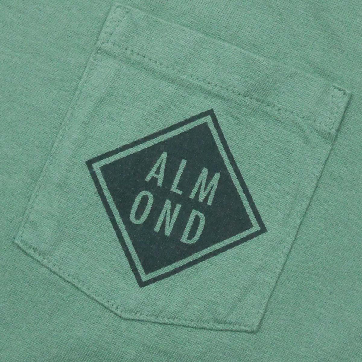Almond Surf アーモンドサーフボードデザイン DIAMOND S/S TEE