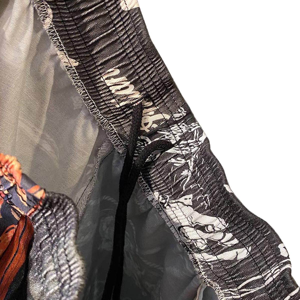 Indian インディアン Garage Pants クレイジーパターン