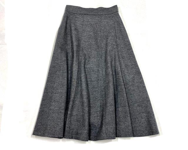【artpepper】洗える圧縮ジャージー切り替えスカート