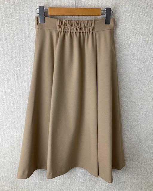 ロメオ2Way ストレッチフレアースカート