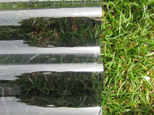 グレースモーク 鉄板小波 32波 ポリカ波板 タキロンシーアイ 10枚セット 6尺、7尺、8尺、9尺、10尺