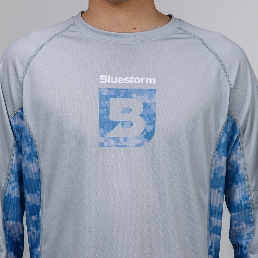 BSJ-LG01 PERFORMANCE ルーズフィットLSシャツ
