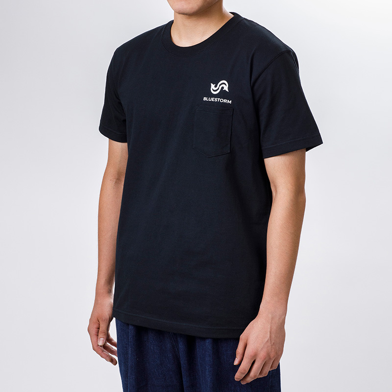 BLUESTORM アノマロカリスTシャツ