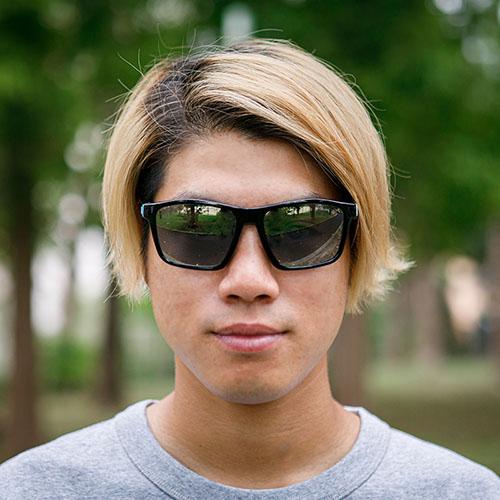 BLUESTORM×SNRD オリジナルサングラス