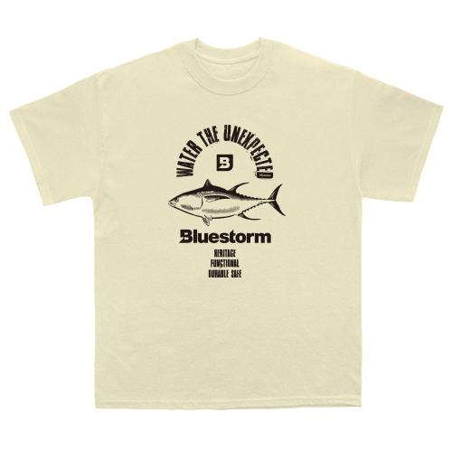 BLUESTORM ツナ Tシャツ