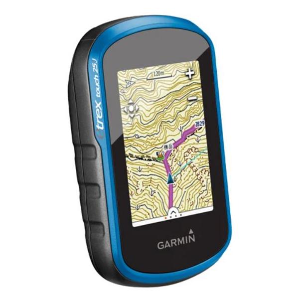 【お取り寄せ商品】GARMIN(ガーミン) / eTrex Touch 25J