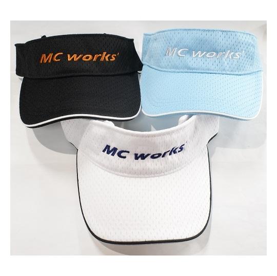 MC works'/サンバイザー