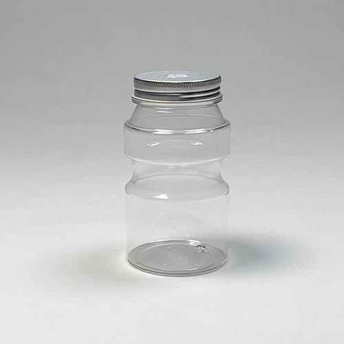 ドリンクボトル 300ml 山型フタ付き 100個