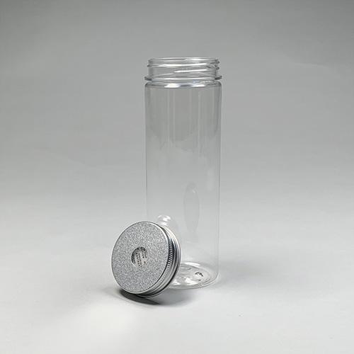 ドリンクボトル 355ml 円柱フタ付き 100個