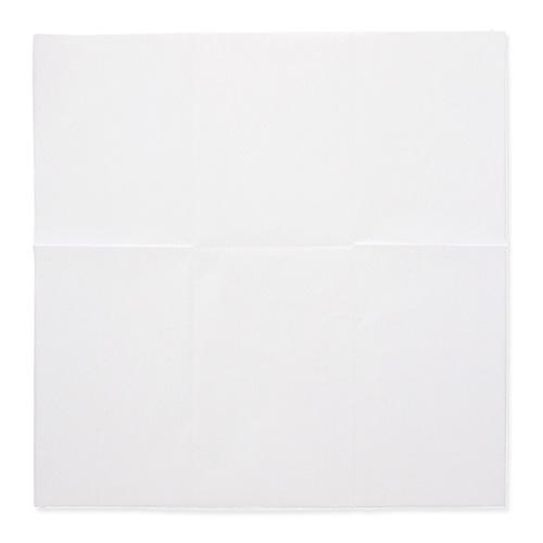 六つ折り紙ナプキン 白 10000枚