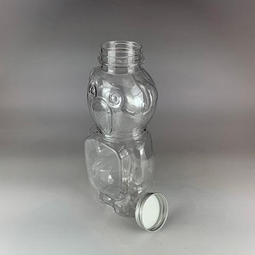 ドリンクボトル 430ml アニマルフタ付き 100個