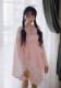 ★SALE/10%オフ★[残り1点]リボン刺しゅうベルスリ姫ワンピース-全1色-