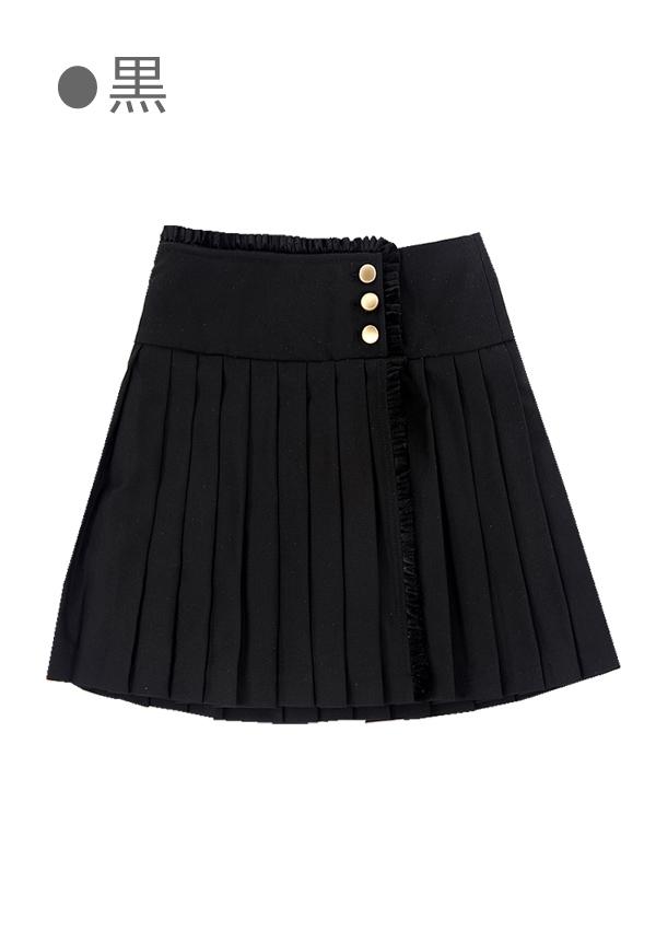 [残り8点]制服LOOKジャケット×スカートセットアップ-全3色-