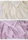 [残り3点]BIGフリル襟テンセルブラウス-全2色-