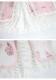 [予約]うさぎ柄チャイナ服セットアップ-全2色-