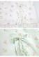 ★SALE/40%オフ★[残り4点]小花柄スリット入りキャミワンピース-全2色-