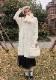 [残り5点]ドットチュールマキシ丈スカート-全2色-