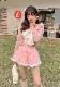 ★SALE/10%オフ★《新作》レース襟長袖チビカーディガン-全2色-