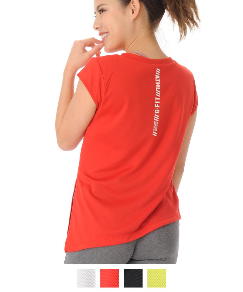 【40%OFF】デザインTシャツ フィットネスウェア GA-C580TS(1903 G-FIT) ジーフィット