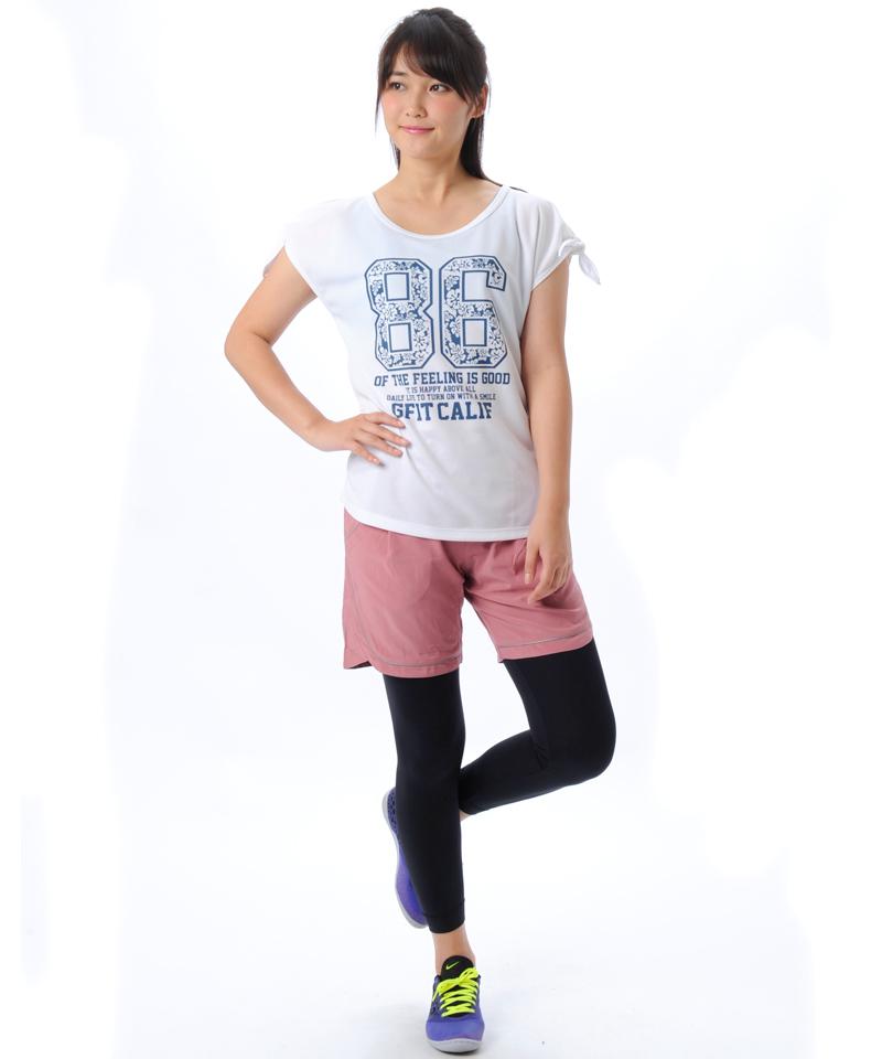 【返品交換不可】【50%OFF】肩結び Tシャツ OM-C927TS(1802 G-FIT)