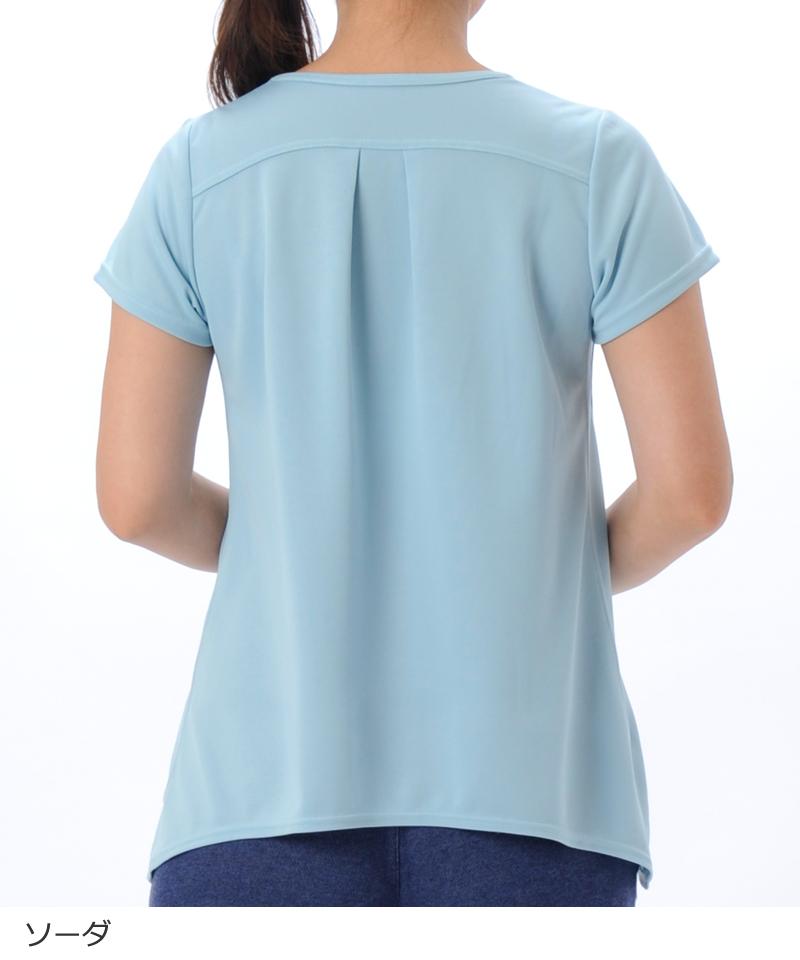 【返品交換不可】【50%OFF】変形 Tシャツ OM-C928TS(1802 G-FIT)