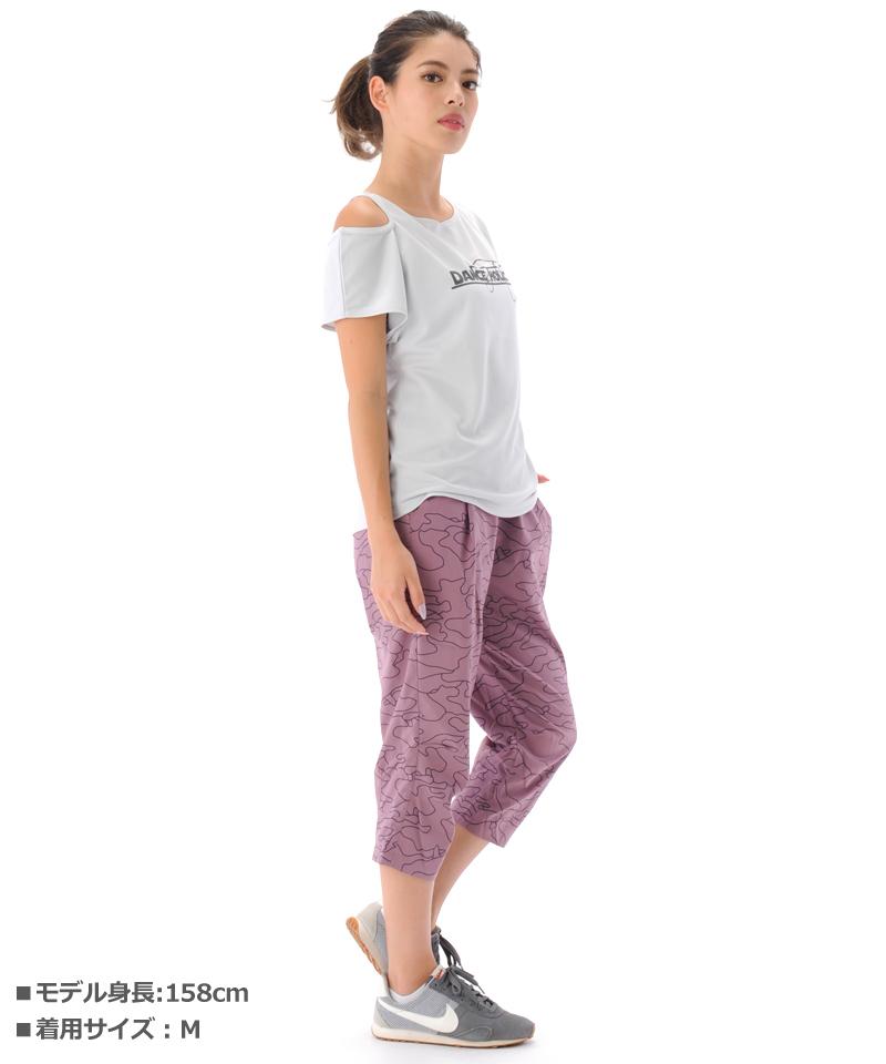 【40%OFF】デザイン Tシャツ フィットネスウェア OR-C010TS(1907 G-FIT) ジーフィット
