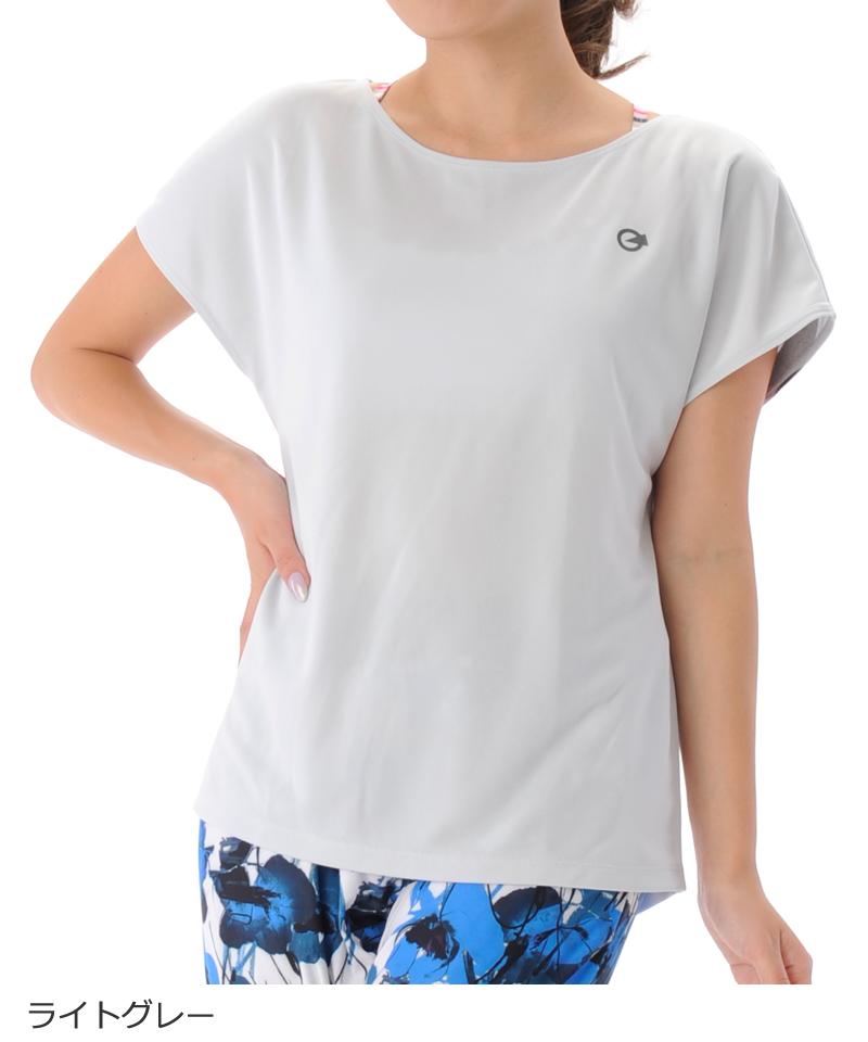 【40%OFF】Tシャツ フィットネスウェア OR-C011TS(1907 G-FIT) ジーフィット