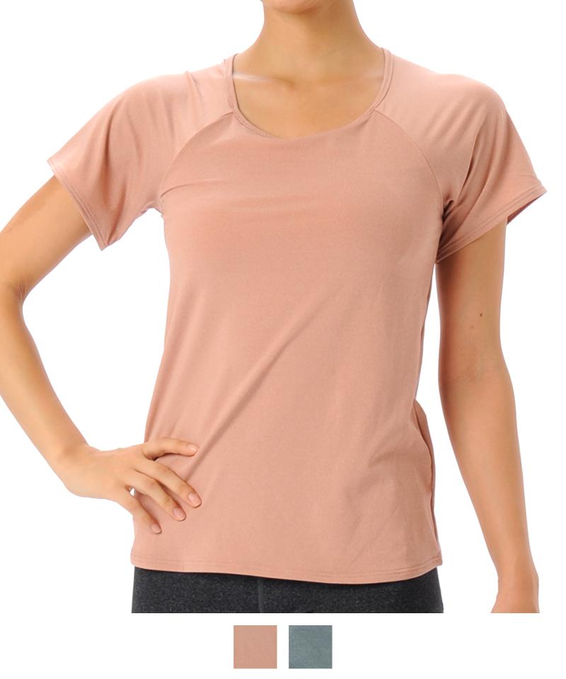 【返品交換不可】【50%OFF】カップ付きTシャツ RS-L422T(1803 RealStone)