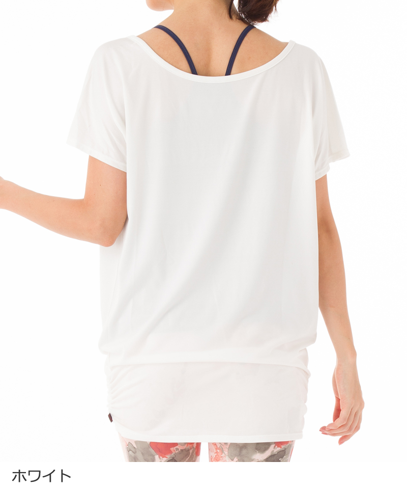 Flowy Tシャツ RS-C368TS(RealStone)