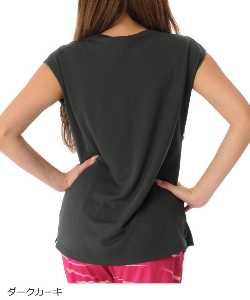 【40%OFF】デザインTシャツ フィットネスウェア GA-C603TS(1910 G-FIT) ジーフィット