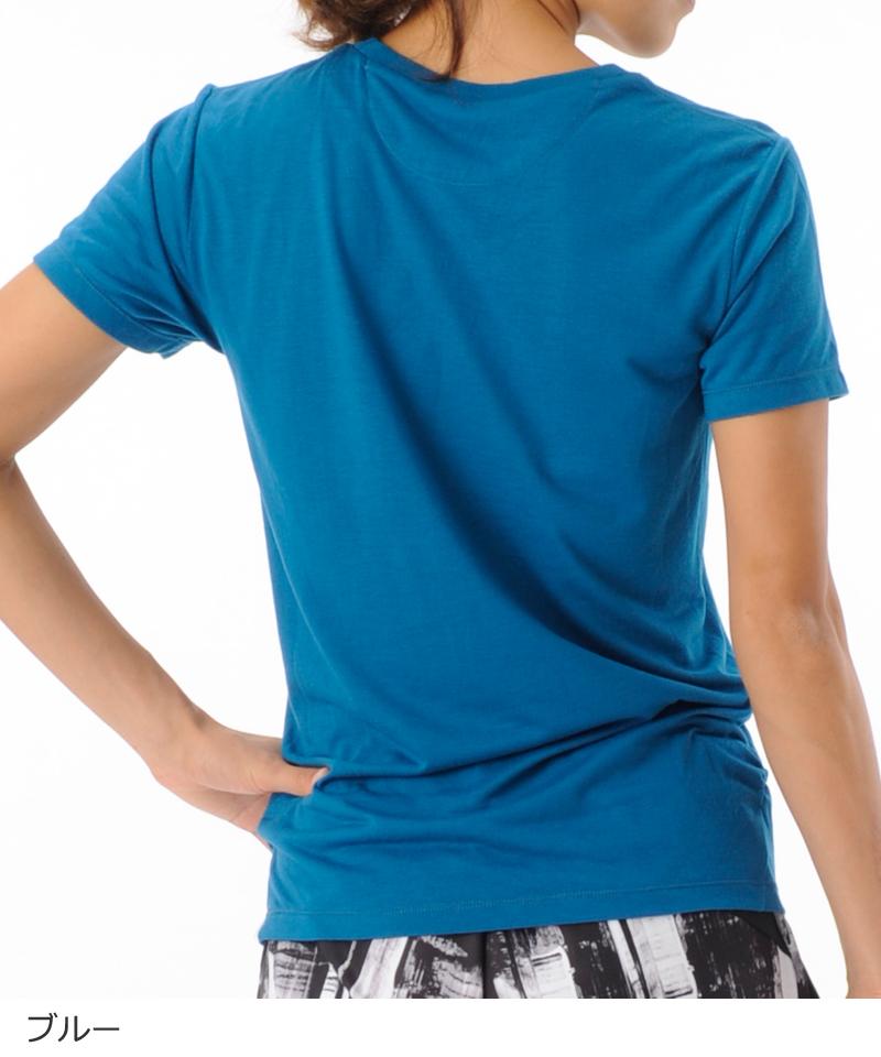 【40%OFF】FLOST Tシャツ フィットネスウェア GA-C569TS(1902 G-FIT) ジーフィット