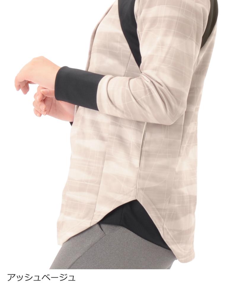 【40%OFF】デザインジャケット フィットネスウェア GA-C573JK(1902 G-FIT) ジーフィット
