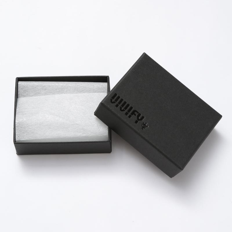 A MAN of ULTRA × VIVIFY 「後ろ姿」メダイネックレスWターコイズトップ シルバー VMU-001-21