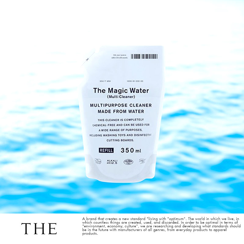 THE (ザ) 詰め替え用 水由来 高い除菌力の Magic Water 350ml