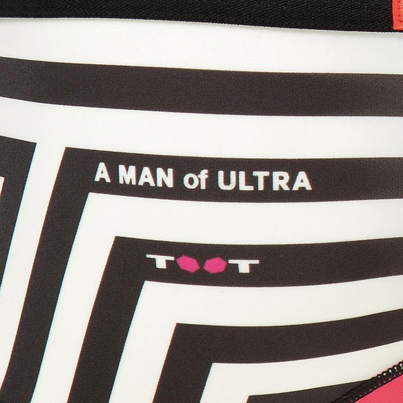 A MAN of ULTRA × TOOT ナノ ボクサーパンツ (ダダ)